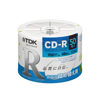 TDK CDR700MB 詰め替え CD-R80PWDX50RFE-ASK 1パック(50枚入)