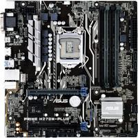 ASUS H270搭載マザーボード PRIME/H270M-PLUS 1台  (直送品)