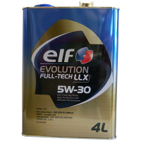 elf EVOLUTION FULL-TECH LLX 5W30 1セット(6本入) (直送品)