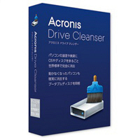 Acronis Drive Cleanser full box DCTFB5JPS アクロニス (直送品)