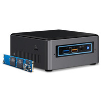 intel 【Optaneメモリー付属】Mini PC Intel NUC Kit