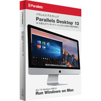 パラレルス Parallels Desktop 13 for Mac Retail Box JP (通常版) PDFM13L-BX1-JP 1本  (直送品)