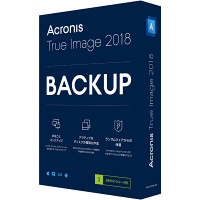 アクロニス Acronis True Image 2018 3 Computers TI3OB2JPS 1本  (直送品)