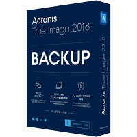 アクロニス Acronis True Image 2018 1 Computer Version Upgrade TIHOUBLOS 1本  (直送品)