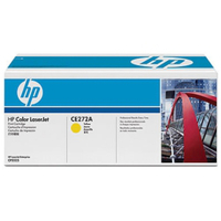 HP(ヒューレット・パッカード) CE272A プリントカートリッジ イエロー (CP5525) 1個 (直送品)