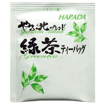 ハラダ製茶 やぶ北ブレンド 徳用緑茶ティーバッグ 1箱(50バッグ入)