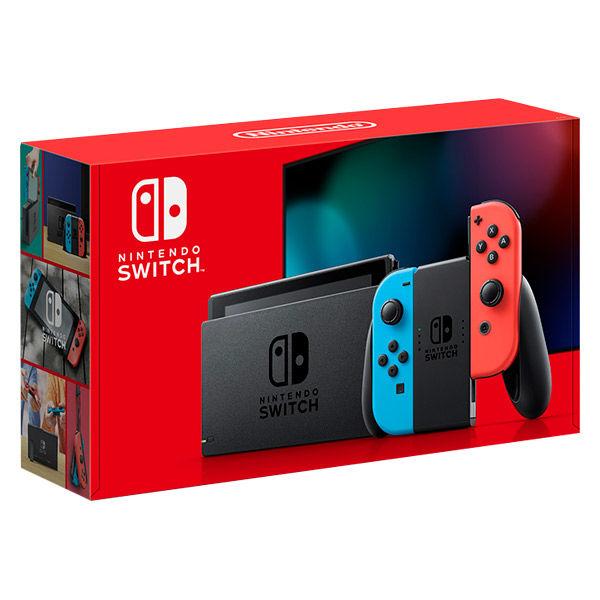 LOHACO - 任天堂 Nintendo Switch 本体 (ニンテンドースイッチ) Joy ...