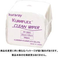 クリーンワイパーFF-390C 1ケース(3000枚:100枚入×30パック) クラレクラフレックス