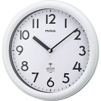 ノア精密 カプタイン [電波 掛け 時計] W-650WH-Z 1個