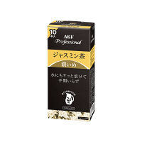 AGF Professional ジャスミン茶2L用 11.5g 1箱(10本入)