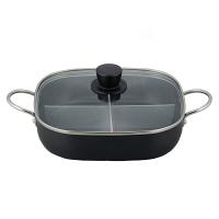 【アウトレット】おもてなし和食 IH対応 角型おでん鍋 24cm OR-7657 和平フレイズ