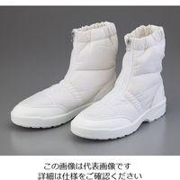 東洋リントフリー ショートブーツ 25.0cm FS662C 1足 2-2896-02 (直送品)