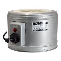 大科電器 マントルヒーター入力調節器付き(ビーカー用) GBR-30 1台 1-164-05 (直送品)