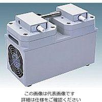 アルバック機工 高真空ダイヤフラム型ドライ真空ポンプ(耐蝕型) 3.6A/3.7A DTC-60 1台 1-4148-05 (直送品)
