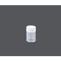 アズワン PSスクリュー管瓶 15mL 1本入り SS-15 1個 1-4628-03 (直送品)