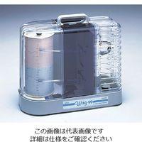日本計量器工業 温湿度記録計(検査成績書付き) NWR-9903 1台 1-5065-01 (直送品)