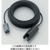 ガステック(GASTEC) 酸素濃度指示警報計用センサーコード 10m 6H10 1本 1-5653-11 (直送品)