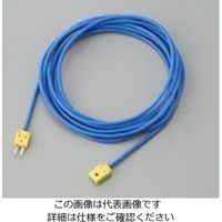横河計測 温度計用プローブ(K熱電対)用 延長コード 5m 2459-21 1個 1-592-08 (直送品)