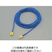 横河計測 温度計用プローブ(K熱電対)用 延長コード 10m 2459-22 1個 1-592-09 (直送品)