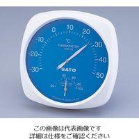 佐藤計量器製作所 温湿度計 TH-200 1台 1-624-01 (直送品)