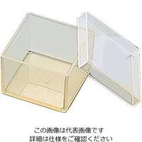蝶プラ工業 持続性透明帯電防止ケース EBK3 781484 1個 1-6254-07 (直送品)