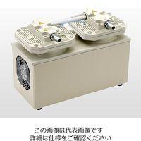 アルバック機工 ドライ真空ポンプ 3.3kPa DA-121D 1台 1-671-13 (直送品)