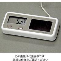 熱研 ソーラー・リチウム温度計 SN-1100 1台 1-7340-01 (直送品)