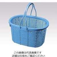 積水化学工業(セキスイ化学) 手提げバスケット 1個 1-7457-01 (直送品)