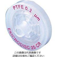 日本ポール エキクロディスク(R)シリンジフィルター PTFE 0.2μm/φ25mm E255 1箱(50個) 1-8459-10 (直送品)