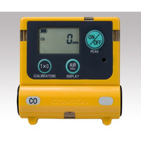新コスモス電機 装着型ガス濃度計 0〜300ppm(300〜2000ppm) XC-2200 1台 1-8793-12 (直送品)