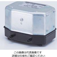 テクノ高槻 エアーポンプ(ダイアフラム式) 吐出型 CD-8S 1台 2-1634-02 (直送品)