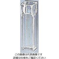 Kartell(カルテル) ディスポセル (セミマイクロタイプ/PS製/2透過面) 1.5ml 1938 1箱(100個) 2-478-02 (直送品)