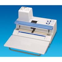 旭化成(AsahiKASEI) 業務用卓上密封包装機 5×290 下加熱 SQ-205S 1台 2-7464-02 (直送品)