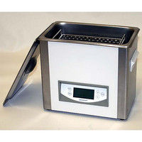 シャープ(SHARP) 超音波洗浄機 267×163×237mm UT-106 1台 4-016-11 (直送品)