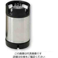 ユニコントロールズ ステンレス加圧容器 10L TK10RSJ 1個 4-3026-01 (直送品)