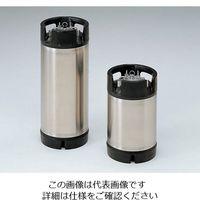 ユニコントロールズ ステンレス加圧容器液面計付 10L TK10RSJ-LG 1個 4-5651-01 (直送品)