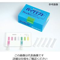 共立理化学研究所 パックテスト(R)(簡易水質検査器具) りん酸(低濃度)・りん酸態りん(低濃度) WAK-PO4(D) 6-8675-46 (直送品)