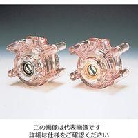 ヤマト科学 標準ポンプヘッド L/S35 鉄 07035-20 1個 1-5074-08 (直送品)