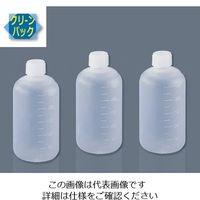 アズワン SCCアイボーイPP細口瓶250mL10本入 (純水洗浄処理済み) 1箱(10個) 7-2101-02 (直送品)