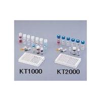 栄研化学 核さんテスト サルモネラ KT1000 1箱 2-7400-01 (直送品)