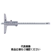 TESA スタンダード・ゲージ バーニアデプスノギス 250mm 0.02mm 1個 (直送品)