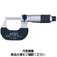 TESA スタンダード・ゲージ アナログ外側マイクロメーター 25-50mm 0.01mm 1個 (直送品)