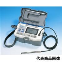 日本カノマックス アネモマスター風速計 MODEL6115 1台 (直送品)