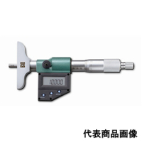 新潟精機 デジタルデプスマイクロメータ MCD233-25FB 1個 (直送品)
