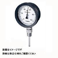 佐藤計量器製作所 バイメタル温度計 BM-S-100P (0/200℃、 L=100mm、 R(PT) 1/2) 1個 (直送品)