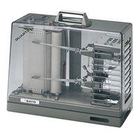 佐藤計量器製作所 オーロラ90III型温湿度記録計 (3ヶ月用紙付) 1台 (直送品)