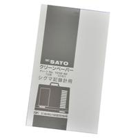佐藤計量器製作所 シグマII型温湿度記録計用記録紙 7日 55枚 1セット (直送品)