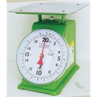 シンワ測定 上皿自動はかり 20kg 1個 (直送品)