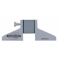TESA スタンダード・ゲージ 150mm専用デプス測定ベース 150mm 1個 (直送品)