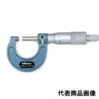 ミツトヨ 標準外側マイクロメータ M110-25 1個 (直送品)